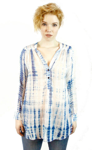 Shibori Tie Dye Adjustable Tunic