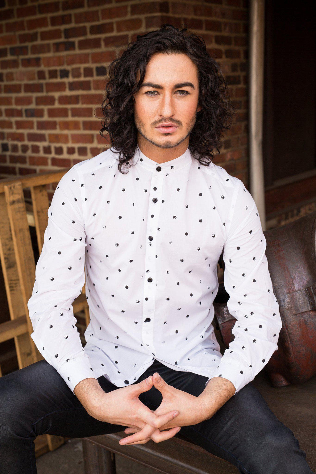 Men's Shirts - SymbologyClothing