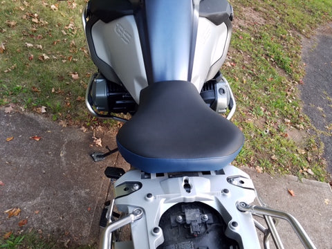 Custom BMW GS seat