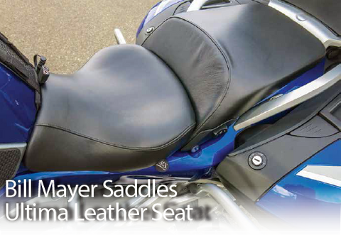 Bill Mayer Saddles, Custom Motorcycle Seats