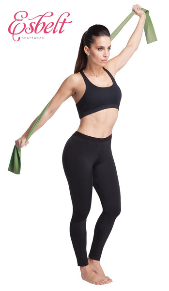 Esbelt ES7001 High Compression Leggings (Black)