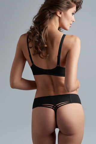 Dame De Paris High-Waist Thong