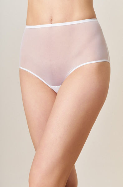 Whisper Sweet Nothings High Waist Brief