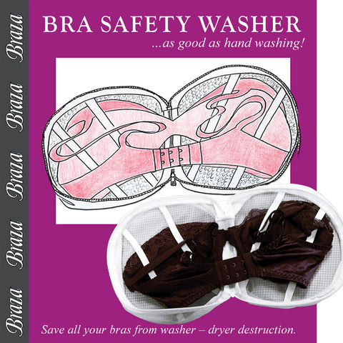 Bra Safety Washer