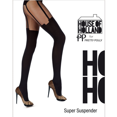 Super Suspender Tights