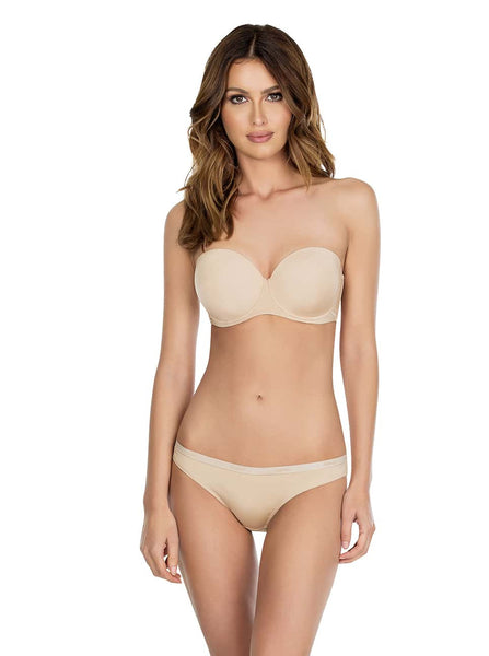 Lynn Push-up Strapless Bra