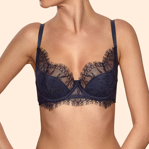 Illusion Underwire Bra