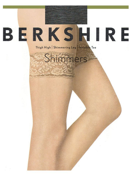 Shimmers Ultra Sheer Thigh High
