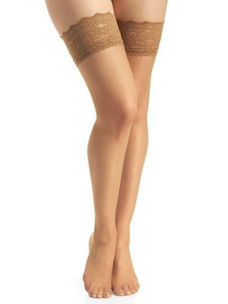 Romantic Lace Top Thigh Highs