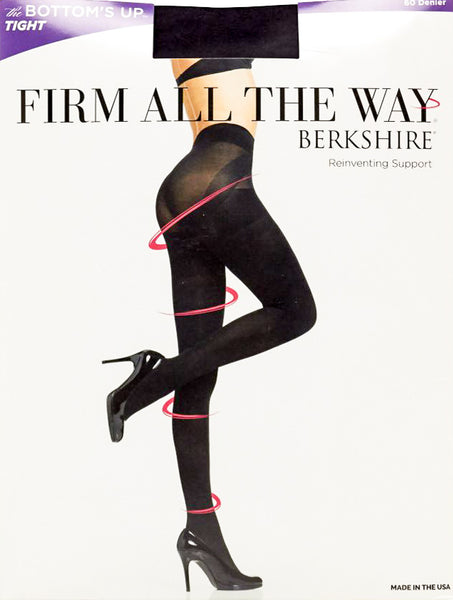 Firm All The Way Bottom's Up Tights