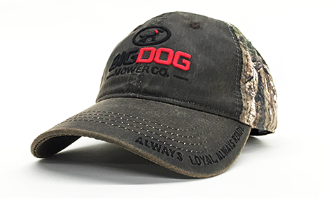 BigDog® Realtree Xtra® Weathered Brown Cap