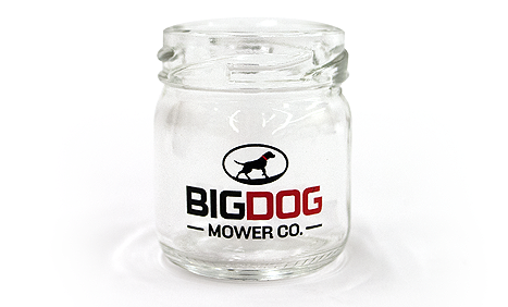 BigDog® Mini Mason Shot Glass