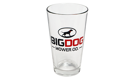 BigDog® 16 oz. Pilsner Glass
