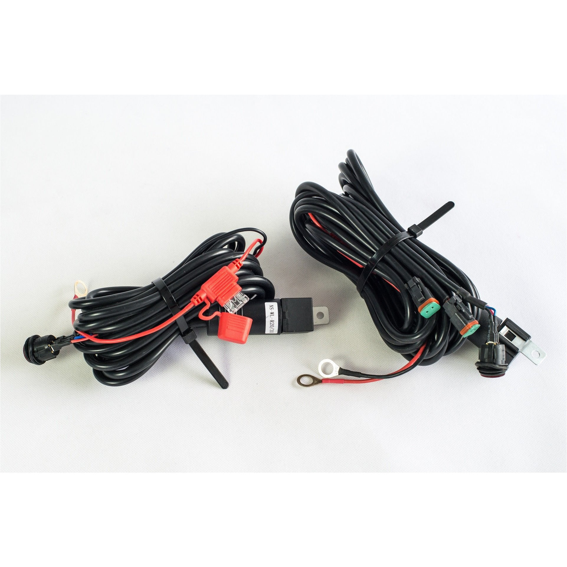 LED Light Bar Wiring Harness ...