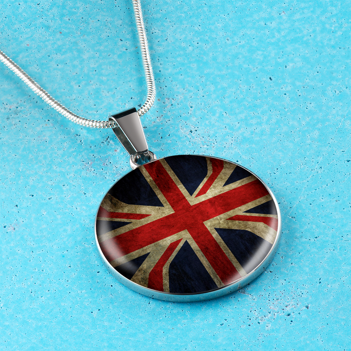 United Kingdom Necklace and Bangle - Pillar Styles