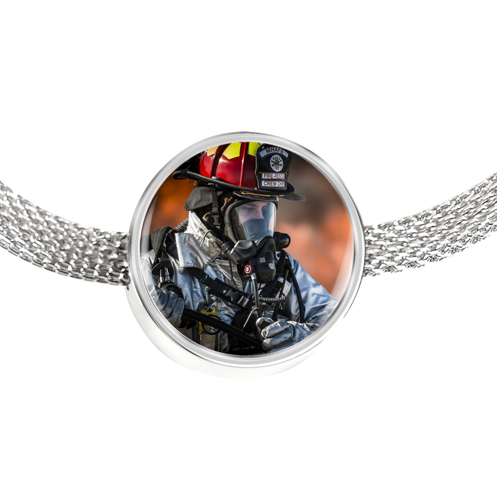 Firefighter Bracelet - Pillar Styles