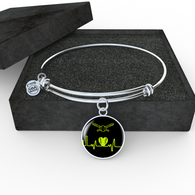 Softball Necklace and Bangle - Pillar Styles