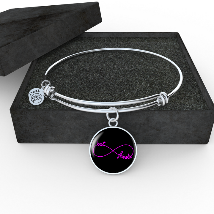 Bestfriend Necklace and Bangle - Pillar Styles