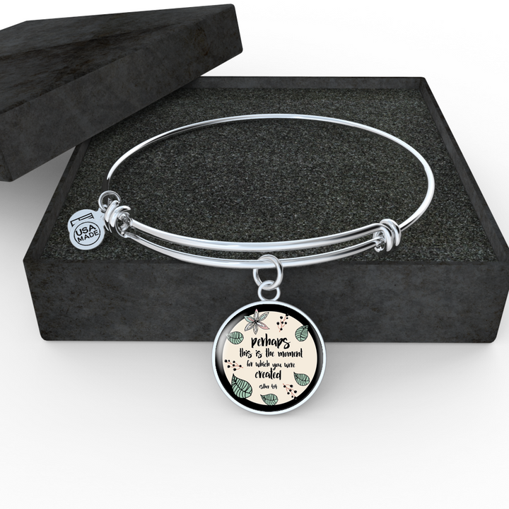 Esther Verse Necklace and Bangle - Pillar Styles