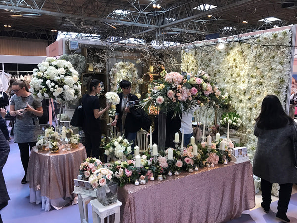 Wedding Flowers at The National Wedding Show