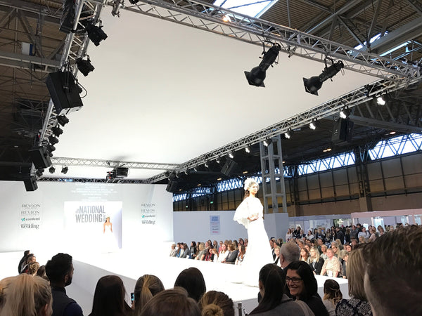Wedding Dresses at The National Wedding Show