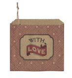 With Love Favour Bags x40 - Wedding Boutique