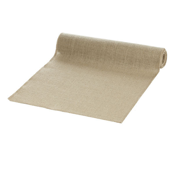 Hessian Table Runner - Wedding Boutique