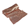 Rose Gold Sequin Table Runner - Wedding Boutique