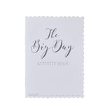 Children's Wedding Activity Book x5 - Wedding Boutique