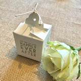 Happily Ever After Favour Boxes x8 - Wedding Boutique