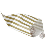 Candy Bags in Gold & Ivory - Wedding Boutique