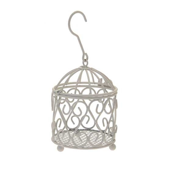 Hanging Birdcage - Wedding Boutique