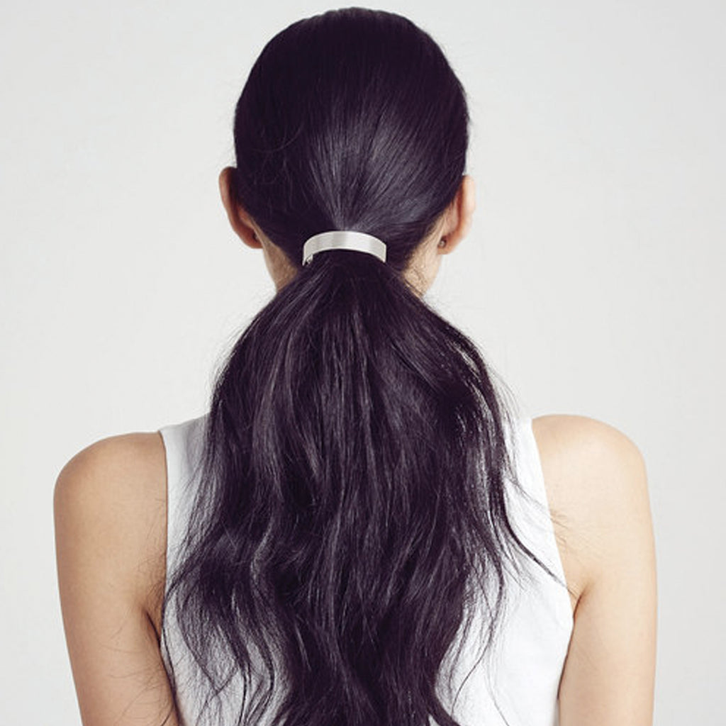 Dress Outfits Up or Down with Sleek Hair Accessories