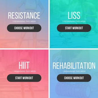 Efficient Workouts: A Review of 3 Fitness Apps