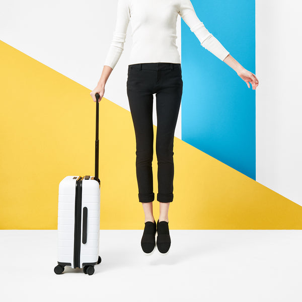 Suitcase Jumping