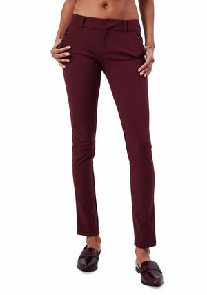 24/7 Pants Bordeaux