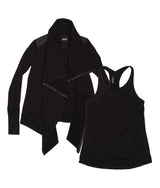Good-to-Go Cardi & Touring Tank Combo Pack