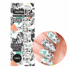 Cyberfly Clear Base Nail Wraps