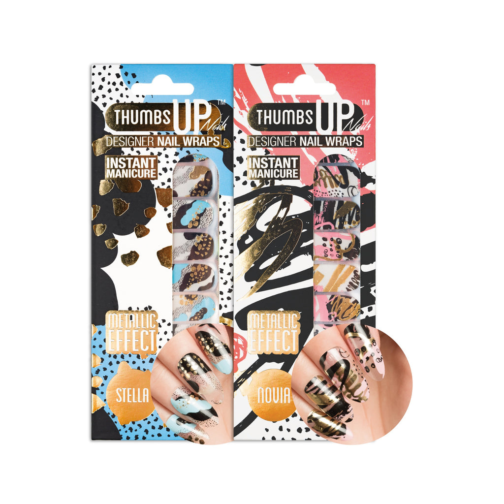 ThumbsUp Nails | ThumbsUp Nails Designer Nail Wraps