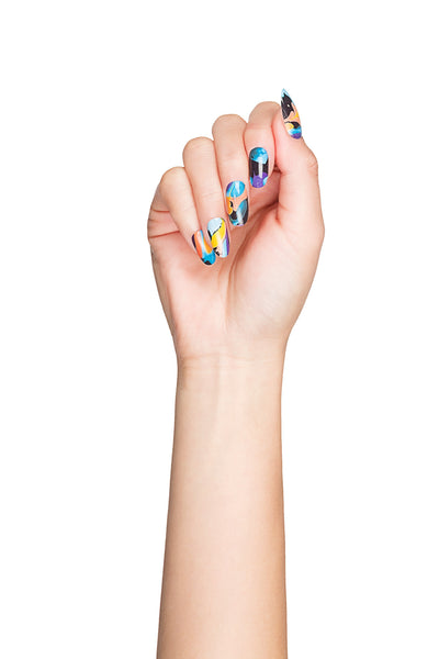 High Shine Effect - Mu Nail Wraps
