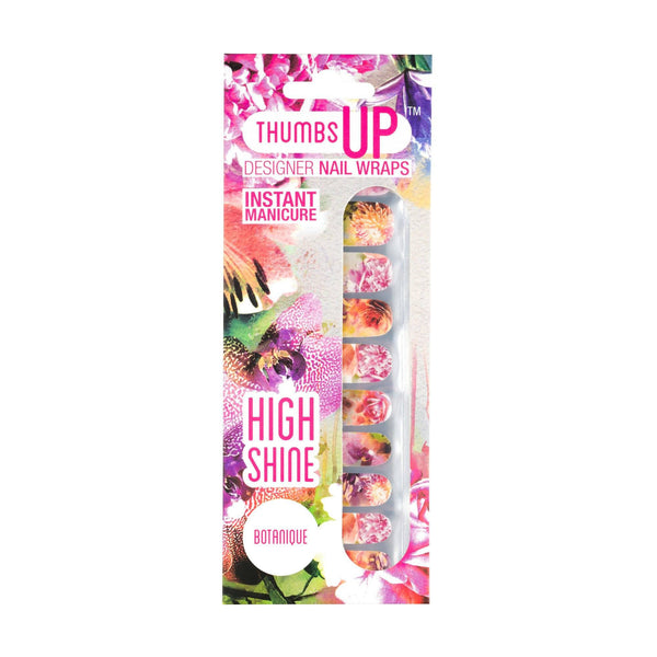 Multi-pack - Damask And Floral Nail Wraps Pack