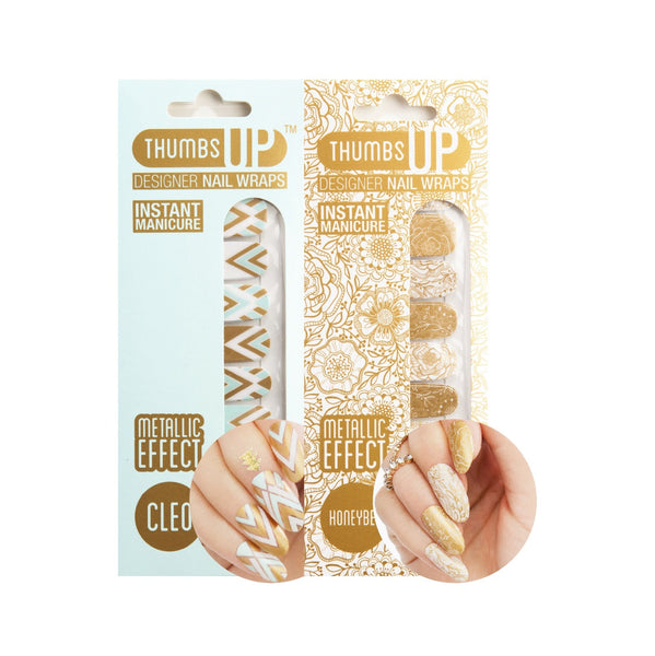 Multi-pack - Deco Duo Nail Wraps Pack