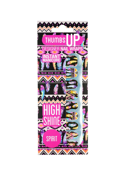 Multi-pack - Festival Nail Wraps Pack