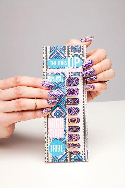 Multi-pack - Holiday Nail Wraps Pack