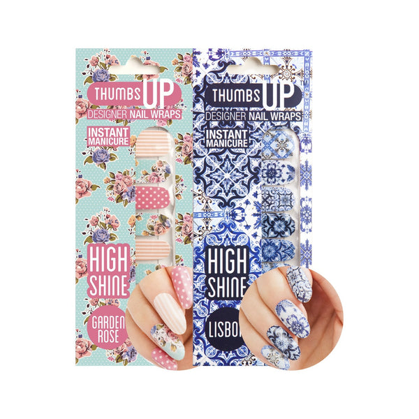 Multi-pack - Vintage Selection Nail Wraps Pack