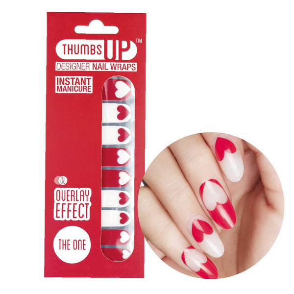 Overlay Effect - The One Nail Wraps