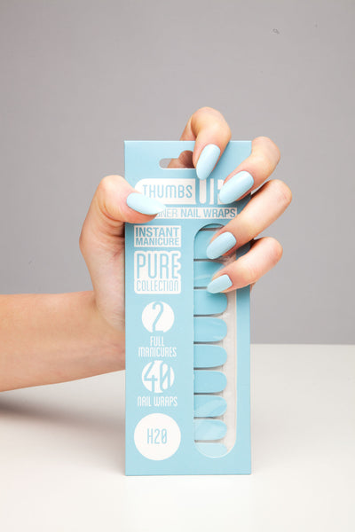 Pure Collection - H2O Nail Wraps