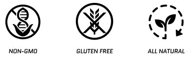 non-gmo all natural gluten free
