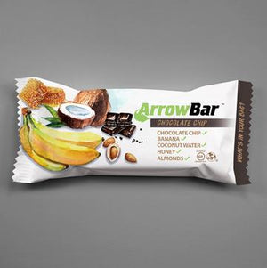Chocolate Chip ArrowBars (Box of 12)