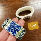 Napkin Ring ~ Oval Shape